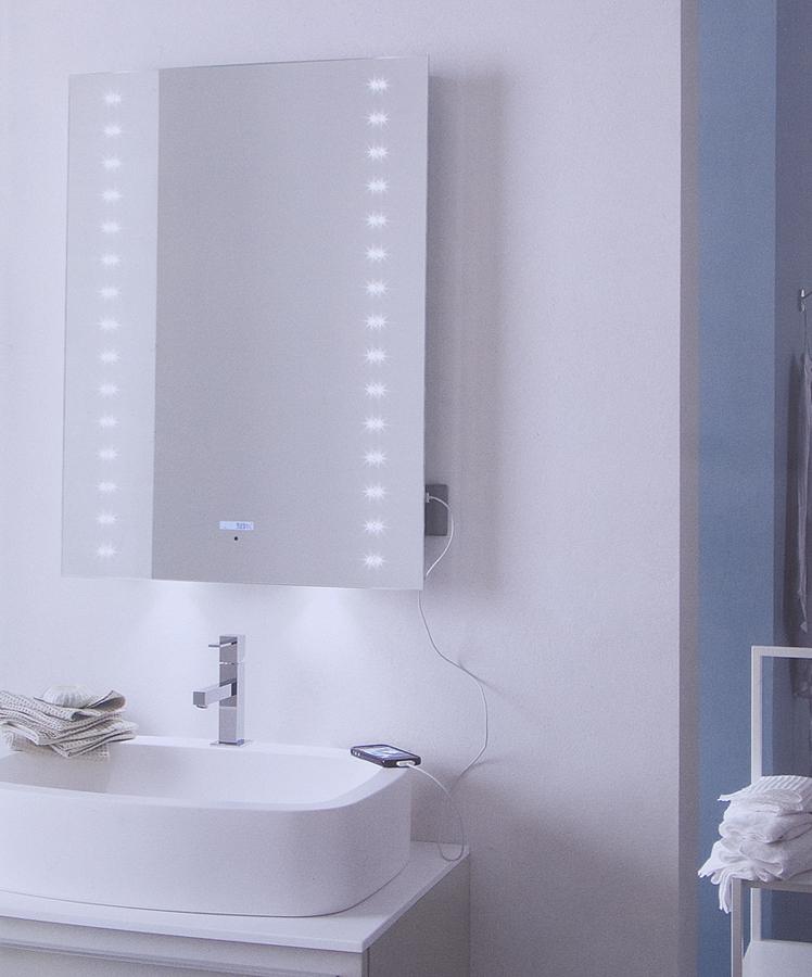 Specchiera LED Andromeda