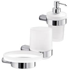Accessori e complementi per l 39 arredamento della sala da bagno for Accessori bagno inda