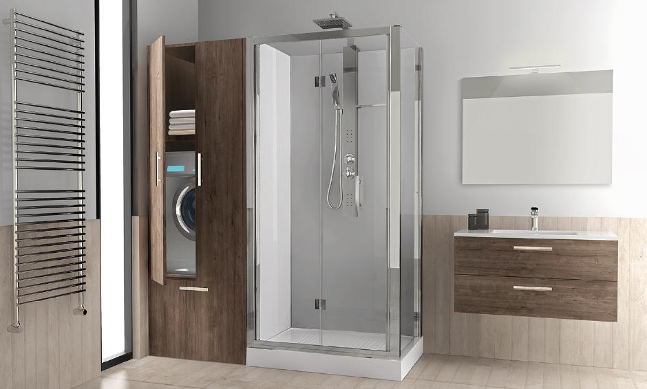 Trasformare la vasca da bagno in doccia! Novellini Revolution è la ...