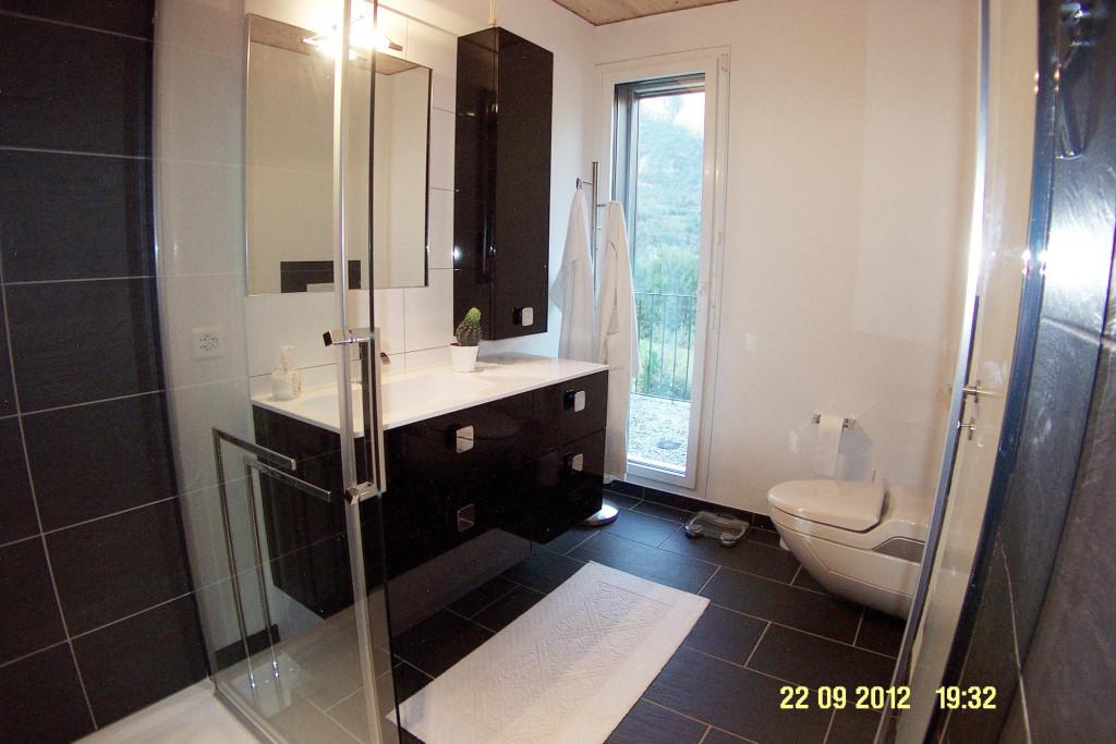 bagno moderno » bagno moderno stretto e lungo - galleria foto ... - Realizzazione Bagni Moderni