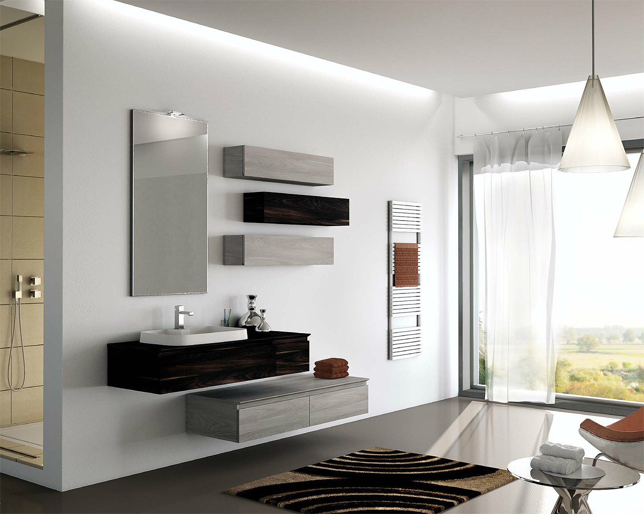 Prodotti sintesibagno i prodotti per il bagno selezionati da sintesibagno mobili componibili - Mobili componibili per bagno ...