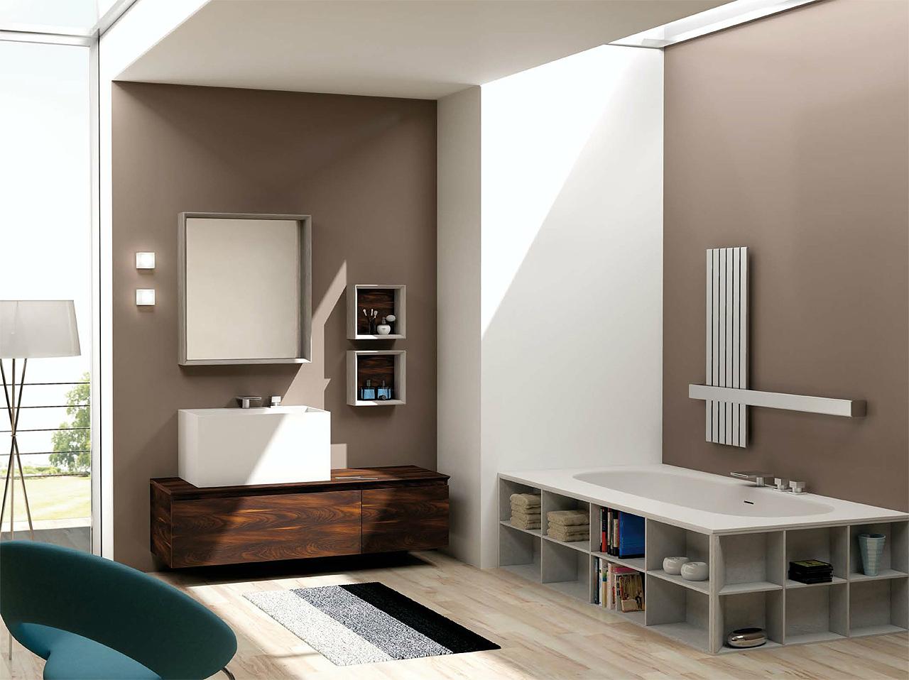 Prodotti sintesibagno i prodotti per il bagno selezionati da sintesibagno mobili componibili - Puntotre arredobagno ...