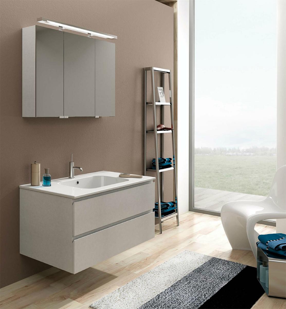 Prodotti sintesibagno i prodotti per il bagno selezionati da sintesibagno mobili componibili - Punto tre arredo bagno ...
