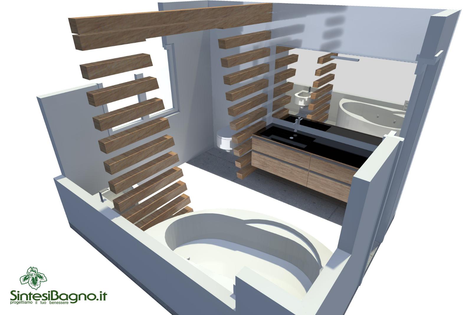 Vasche Da Bagno Da Incasso Novellini : Progetti arredobagno vasca da bagno novellini modello vogue