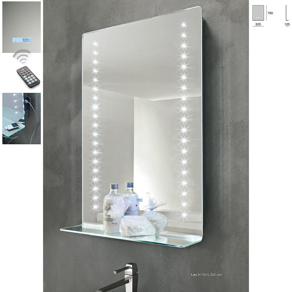 Prodotti sintesibagno i prodotti per il bagno selezionati da sintesibagno specchiere for Luci bagno ikea