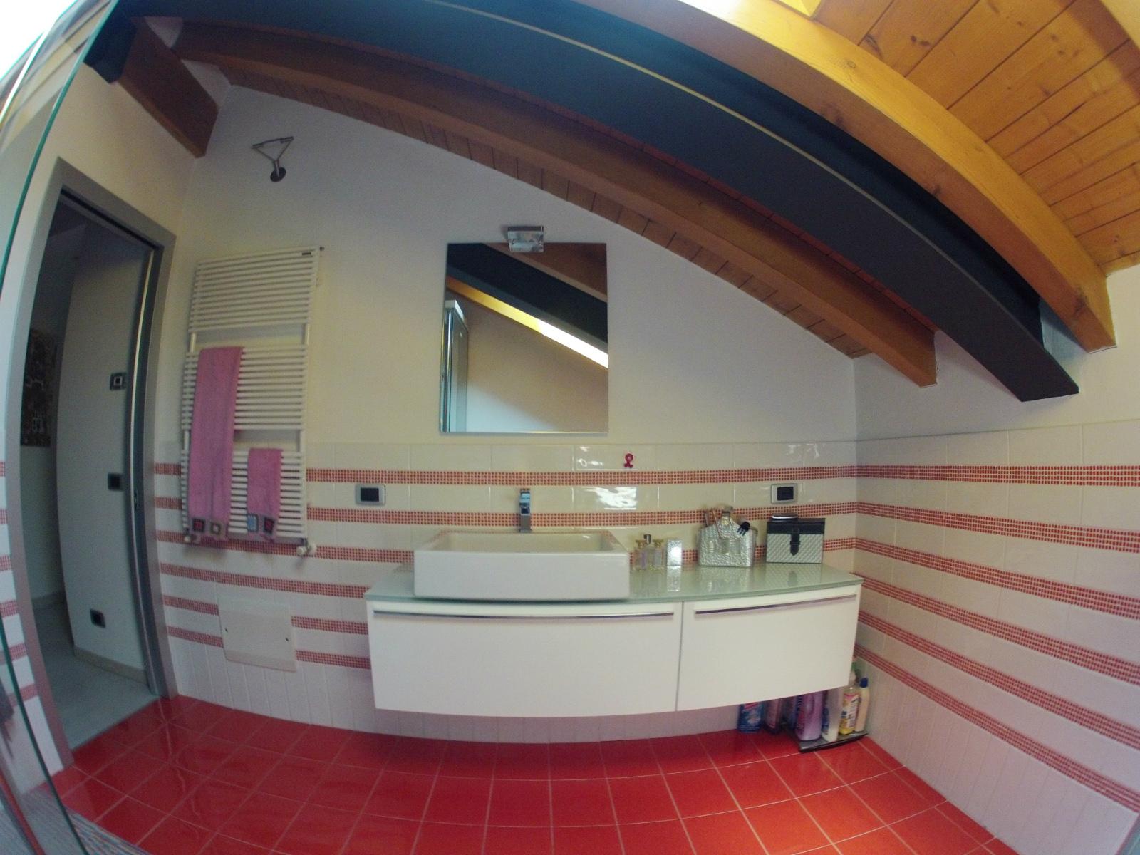 Works sintesibagno progetto e realizzazione arredobagno bagno mansarda - Sintesi bagno verbania ...