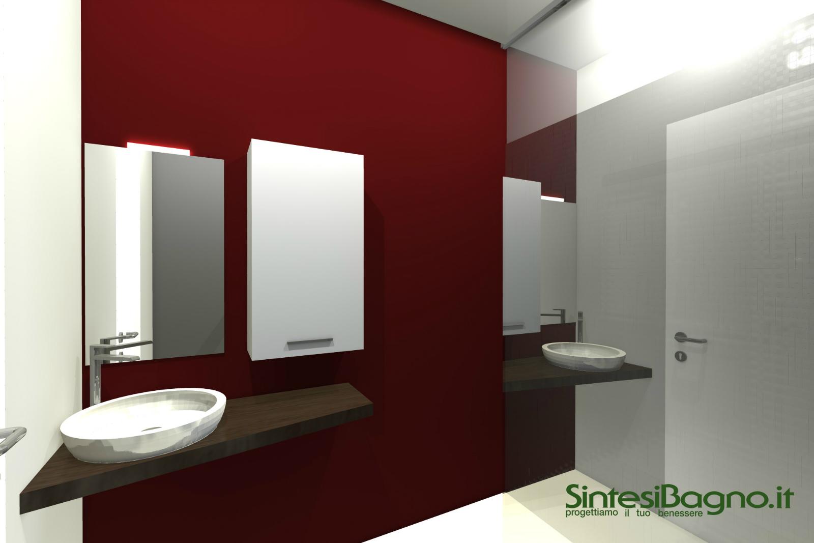 Rendering revolution progetto rendering per un bagno piccolo - Sintesi bagno verbania ...