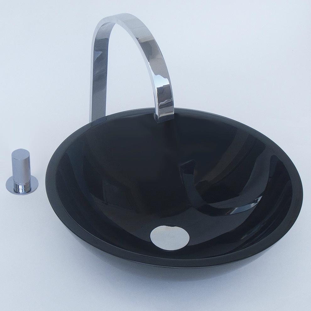 sintesibagno-verbania-svizzera-canton-ticino-lavabo-appoggio-marylin-marylin-lavabo-in-cristallo-finitura-vetro-nero-sintesibagno