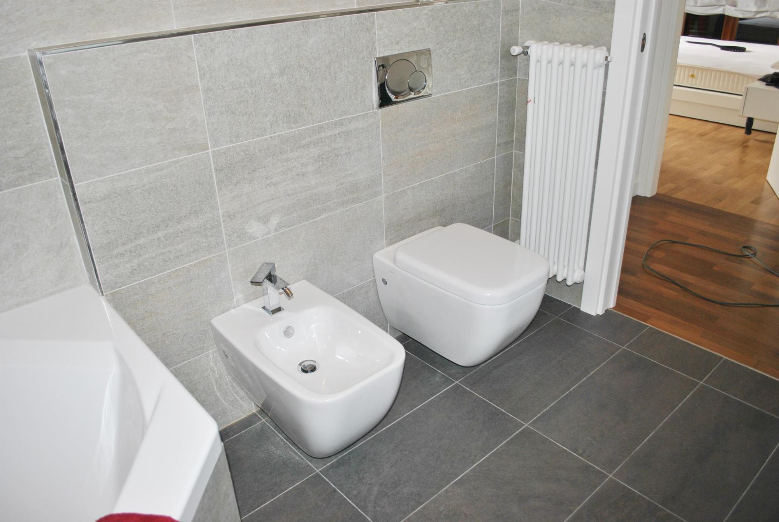 Works sintesibagno progetto e realizzazione arredobagno bagno geometrico - Sintesi bagno verbania ...