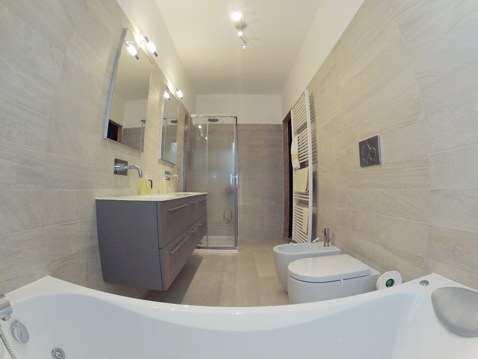 Works SintesiBagno | Bagno Double Slim