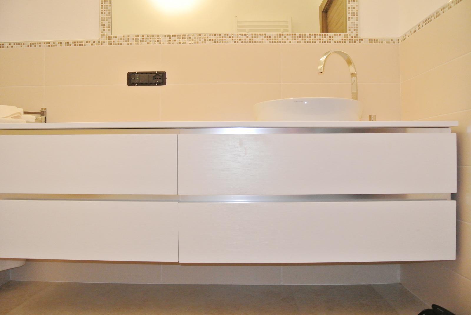 works sintesibagno | progetto e realizzazione arredobagno | bagno pure - Arredo Bagno Catalano