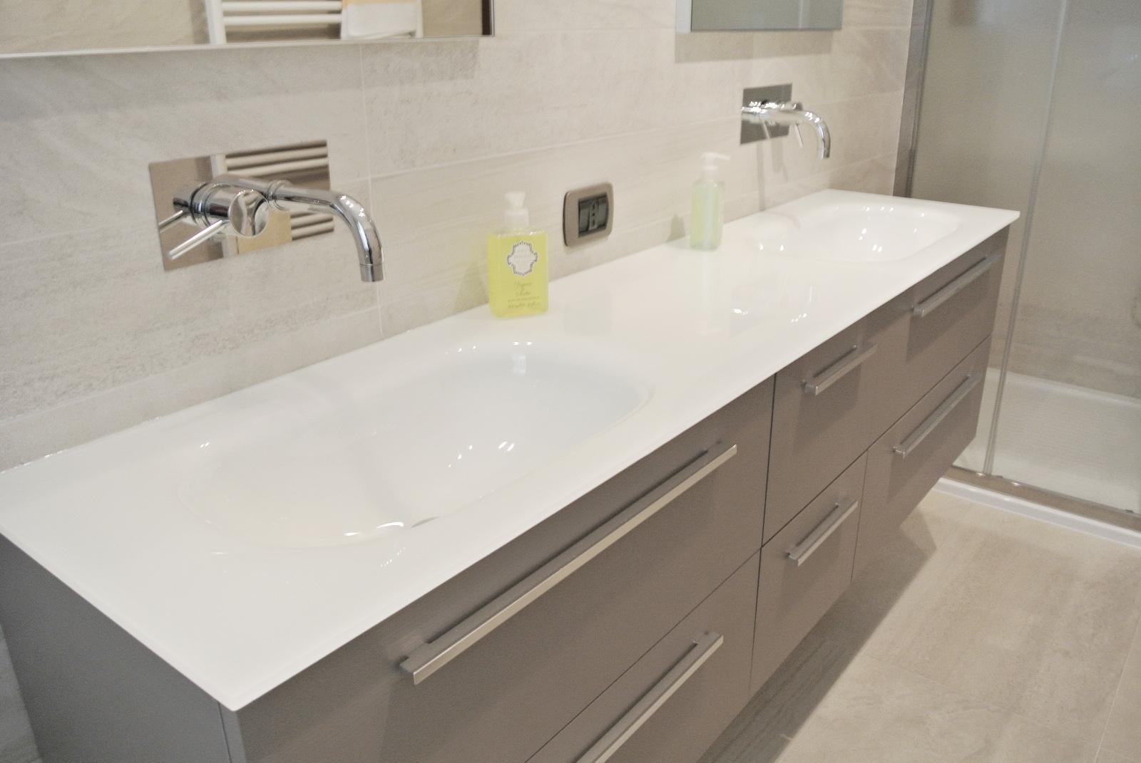 mobili bagno due lavelli – Comarg.com