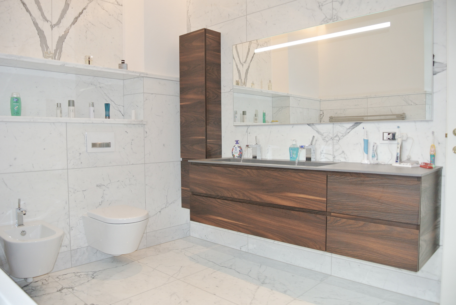 Bagno Catalano Contemporary - New Home Design 2018 - ummoa.us