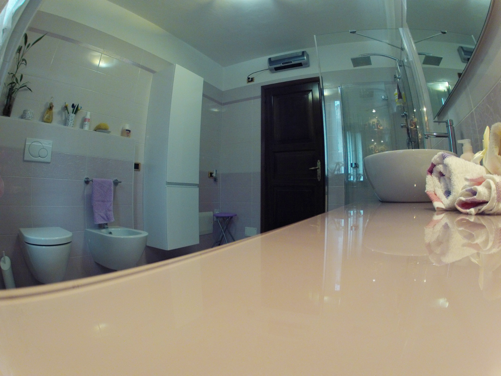 Works | Bagno ORCHIDEA