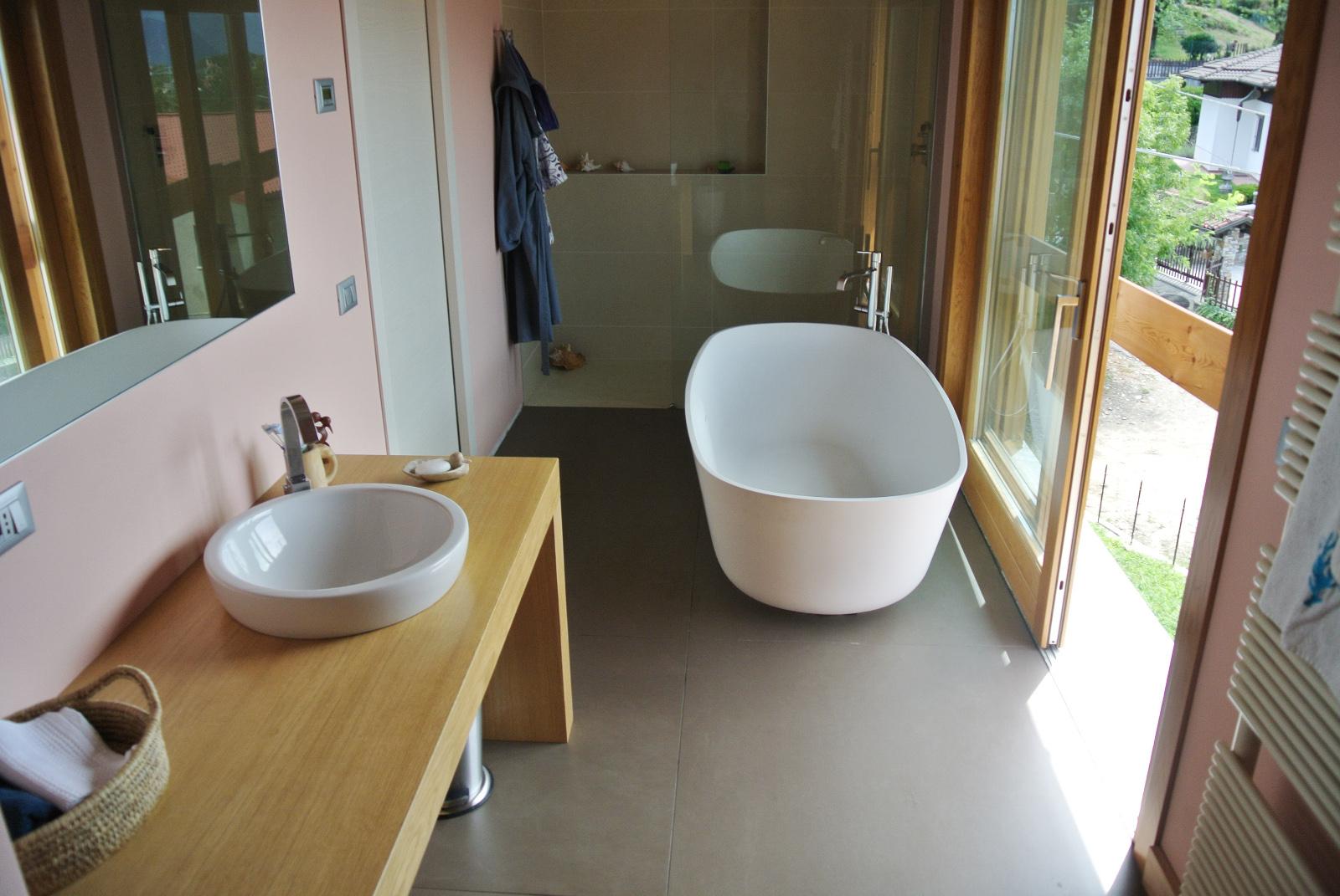 Works sintesibagno progetto e realizzazione arredobagno bagno architect - Sintesi bagno verbania ...