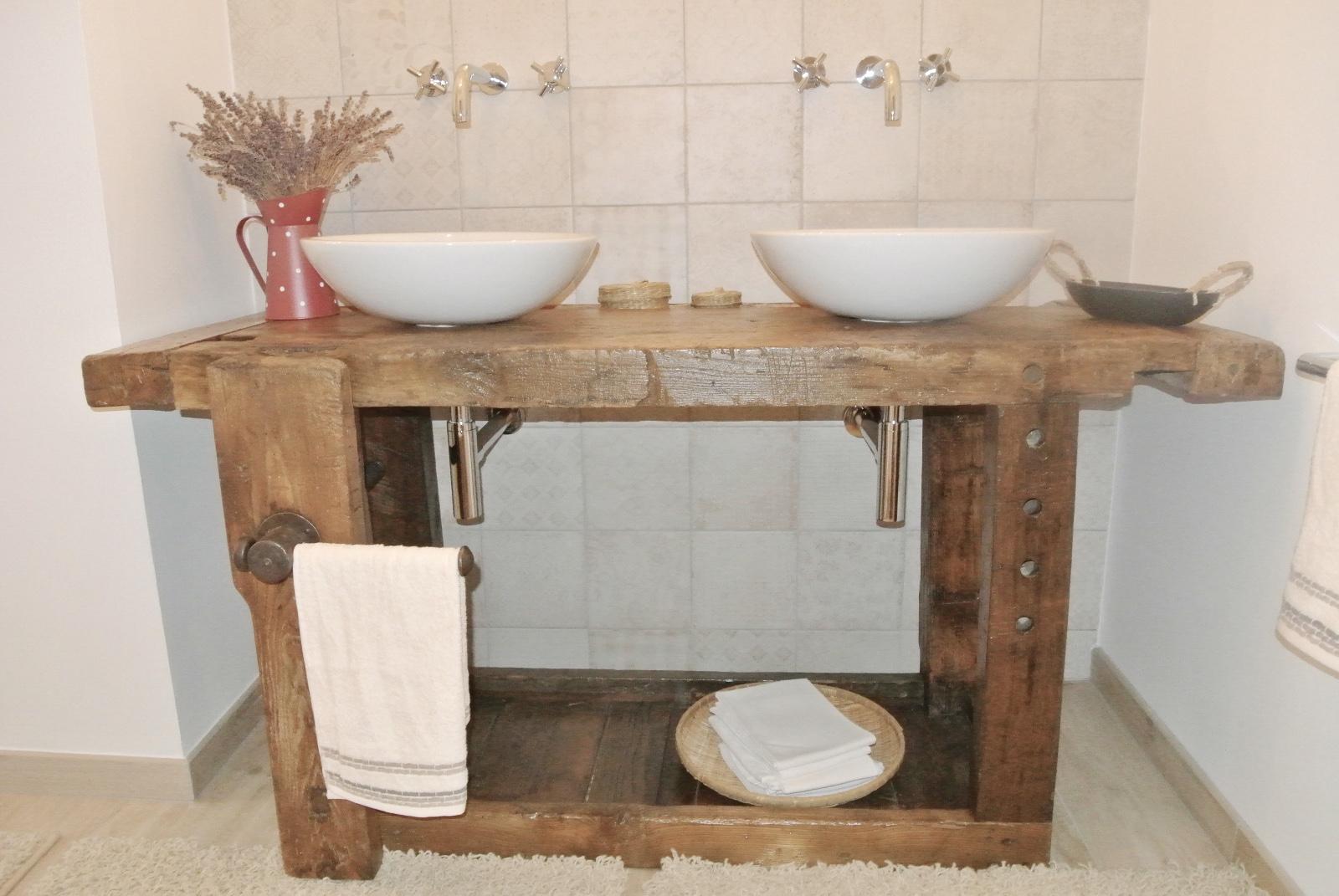Works sintesibagno progetto e realizzazione arredobagno bagno provenzale - Arredo bagno verbania ...