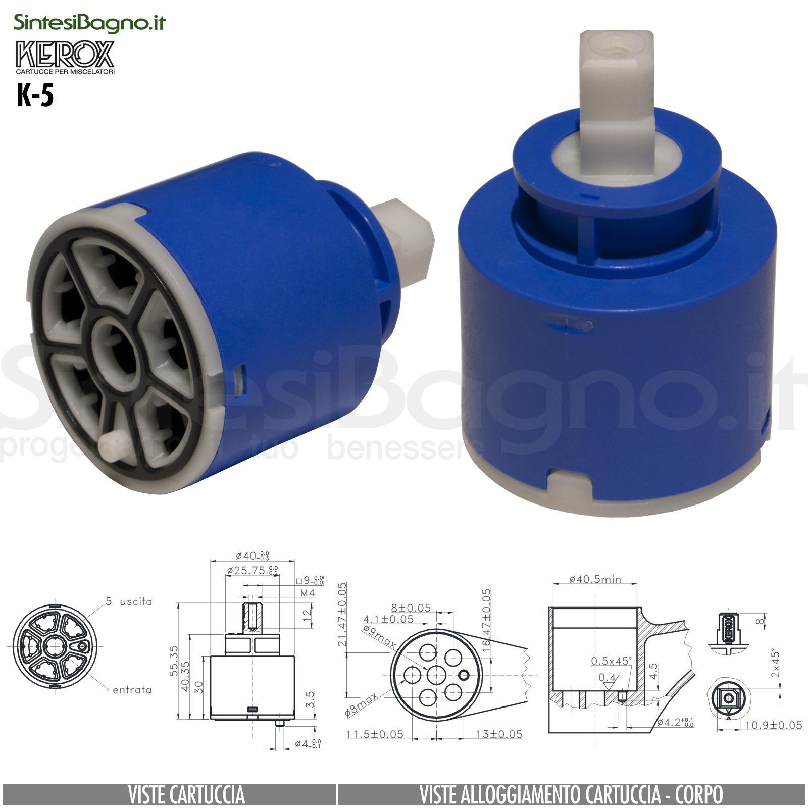 K5-cartuccia-deviatore-a-5-vie-diametro-40-mm-KEROX-K-5