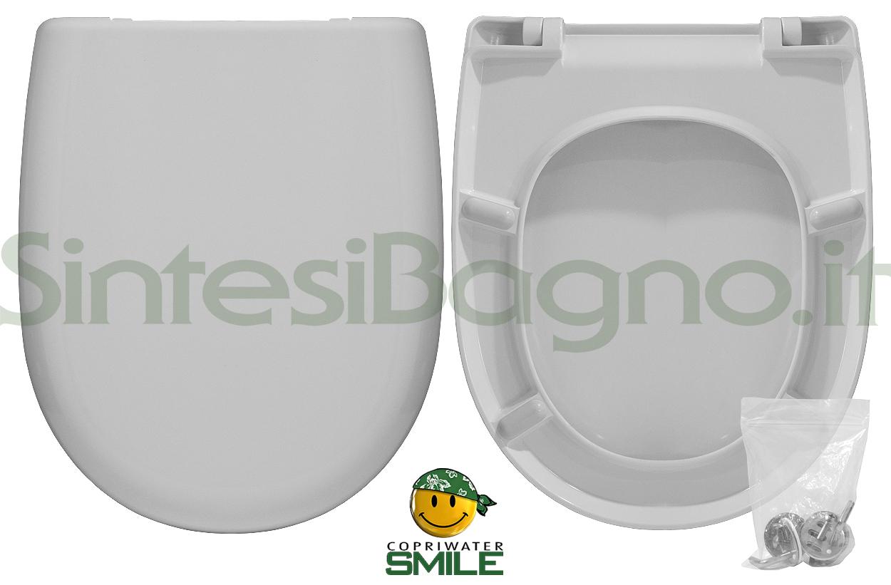 BIAD018-copriwater-DEDICATO-vaso-CESAME-ARETUSA-sedile-wc-ECONOMICO-linea-SMILE