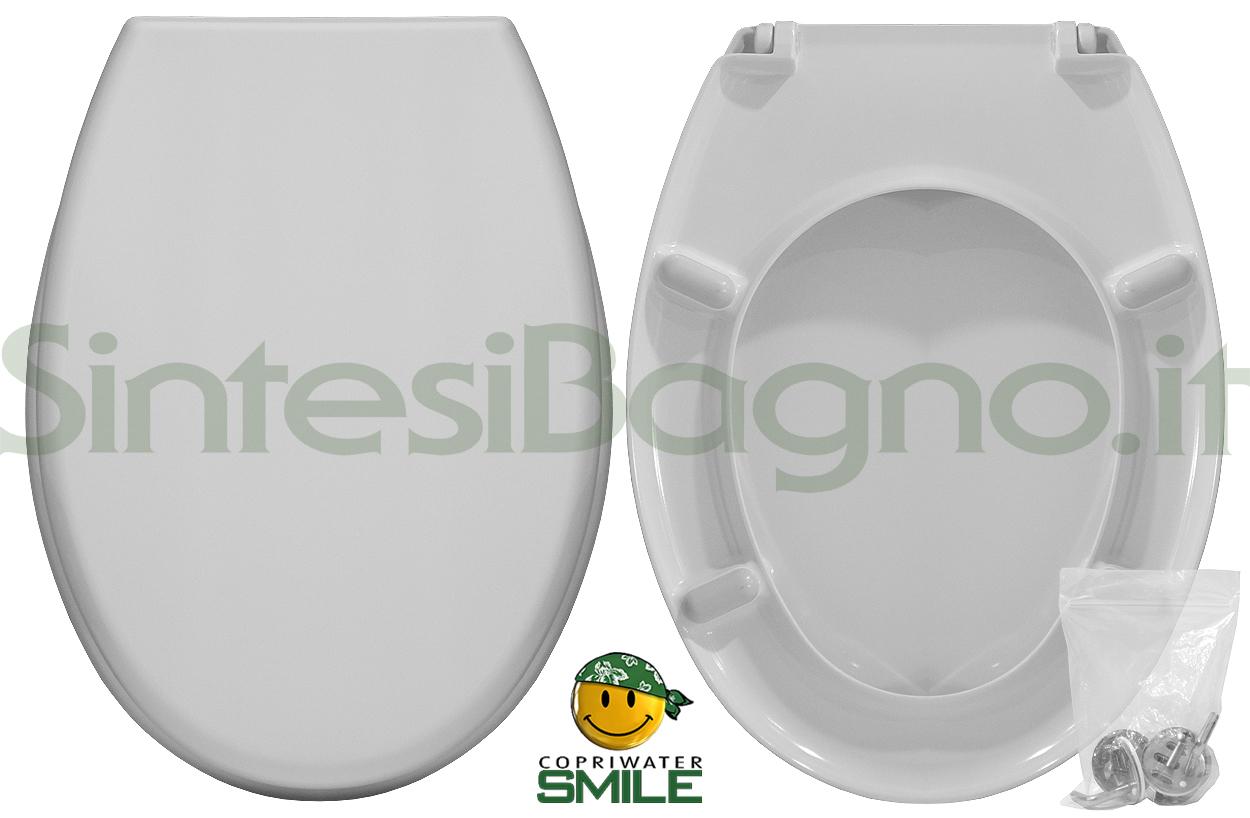 Copriwater DEDICATO vaso DOLOMITE serie TENAX economico SMILE