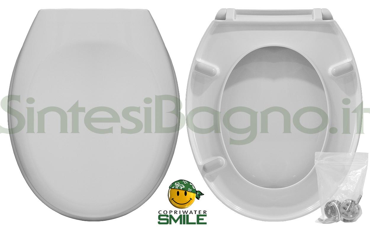Copriwater DEDICATO vaso VILLEROY&BOCH serie GRAN GRACIA economico SMILE