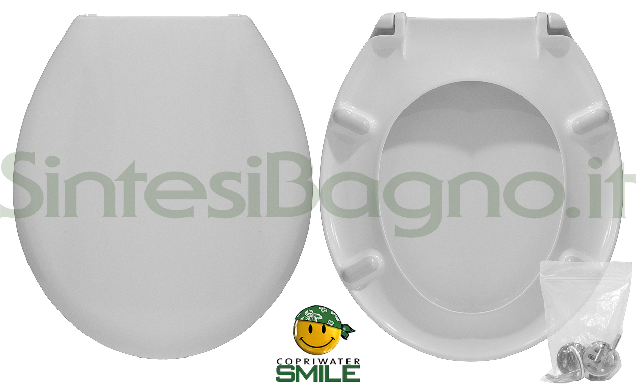 Copriwater DEDICATO vaso EOS serie ARCHEA economico SMILE