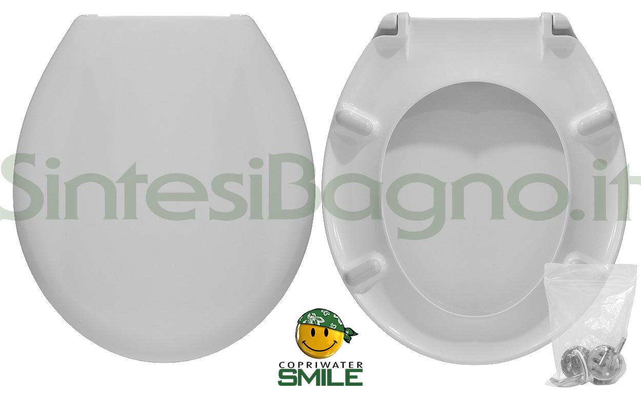 Copriwater DEDICATO vaso IDEAL STANDARD serie TERSO economico SMILE